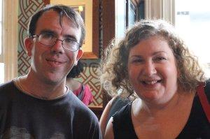 Keren and Jim - Jo
